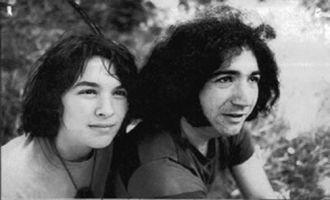 Jerry Garcia & Carolyn Adams Garcia, 1967