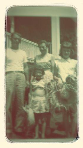 Earl & Virginia Robinson family