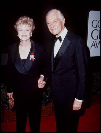 Peter Shaw and Angela Lansbury