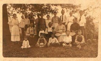 William Daniel Taylor Family
