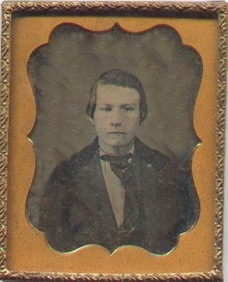 Jacob Colvin Kinney c1845