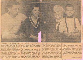 newspaper pic (the tribune)
