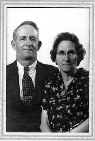 Edith Robinson &Floyd Stiles