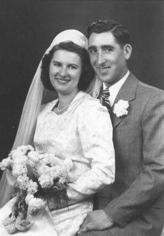 Wedding 1947