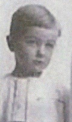 John Maguire, MA 1917