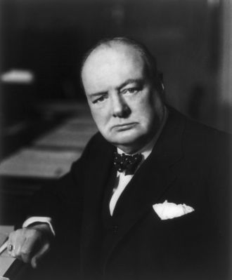 Winston Churchill - Prime Minister