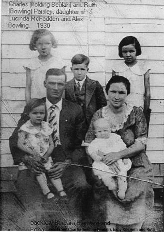 Parsley Family 1930