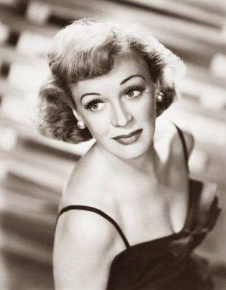 A photo of Eve Arden
