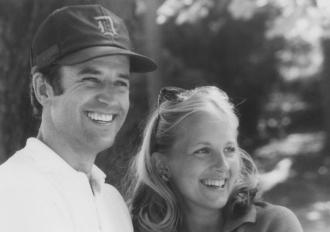 Joe & Jill Biden in mid 1970s