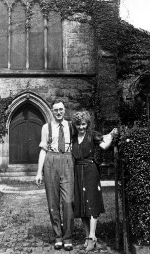 James Durward Thayer & Dorothy Marguerite Clark