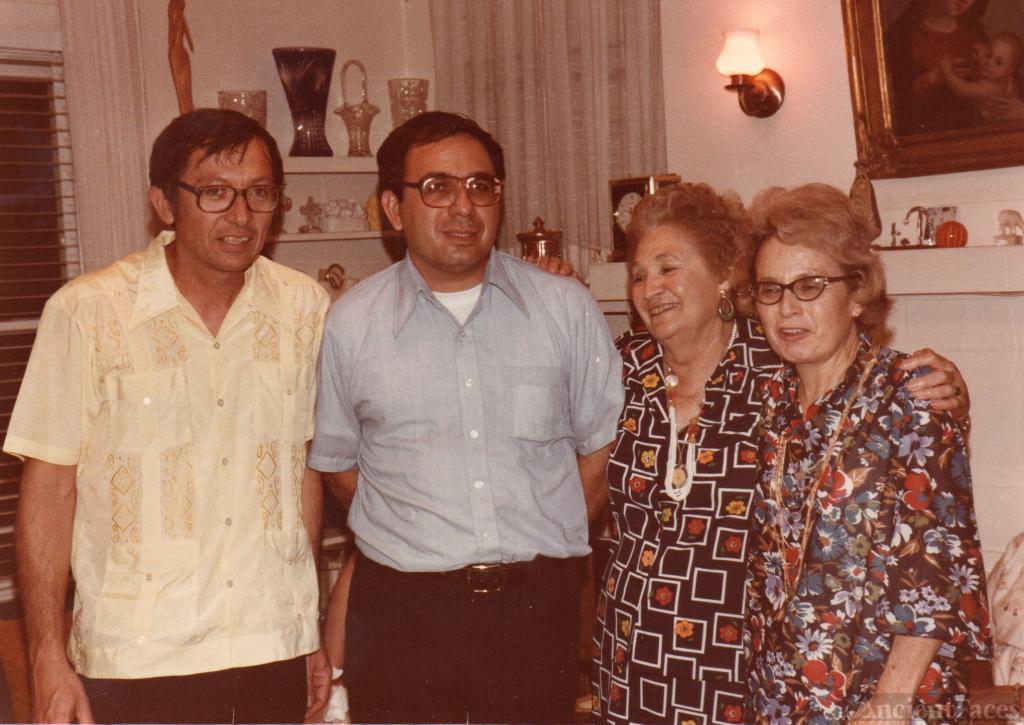 Laurencia A Tinoco Family