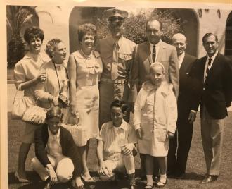 John F Cavagnaro Family