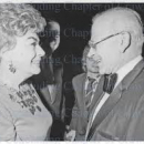 Joan Crawford and John Springer.