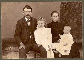 Samuel Matthew Kuykendall Family