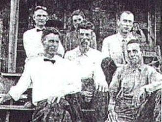 Franklin Thomas and Thomas Men