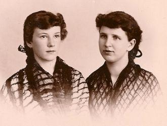 Leota Bower & Rosa Long