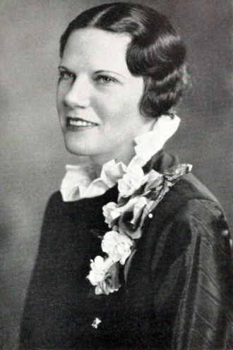 Mamie Leitch, Georgia, 1934