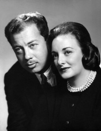 Carolyn Leigh and Cy Coleman