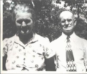 Bervia and Sim Bowers