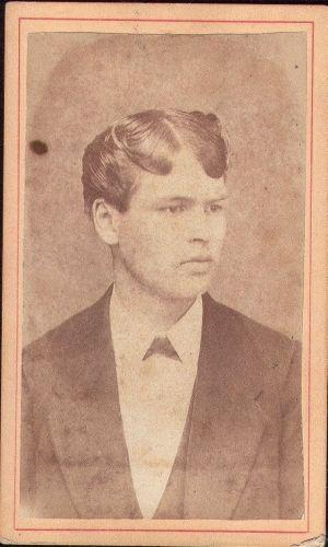 A photo of Fred J Pratt