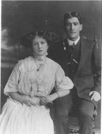Maurice and Annie Esther