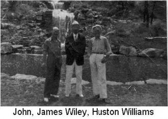 The 3 Williams Men