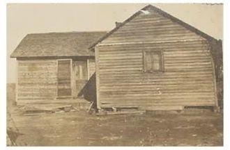 Cherokee Strip Oklahoma homestead