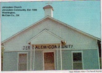 100 Years: Jerusalem Community Church *