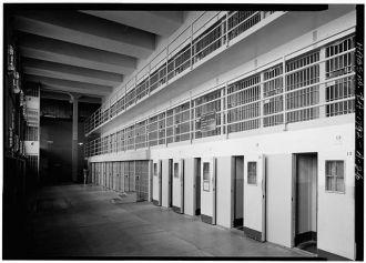 26. CELL BLOCK 'D', ISOLATION CELLS - Alcatraz, Cell...