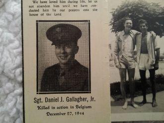 Daniel J Gallagher Jr