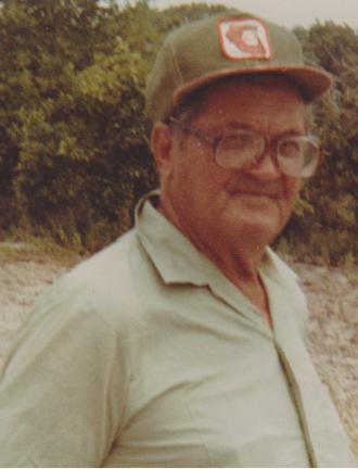 A photo of Tom Cooper