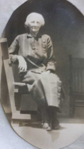 Mary E (Collins) Stebbins