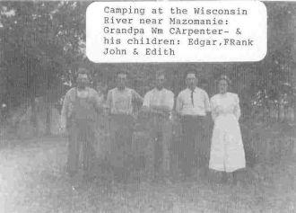 William F. Carpenter and Children