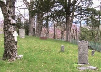 Owens Cemetery Virginia