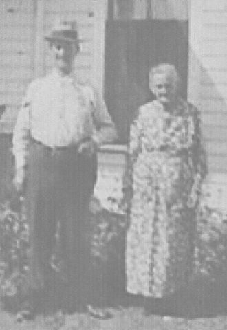 John & Lucinda (Cross) Cahill
