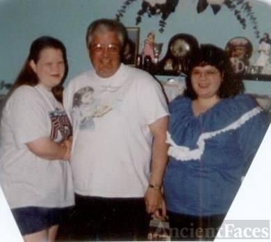 Earnest Lee Bernard family