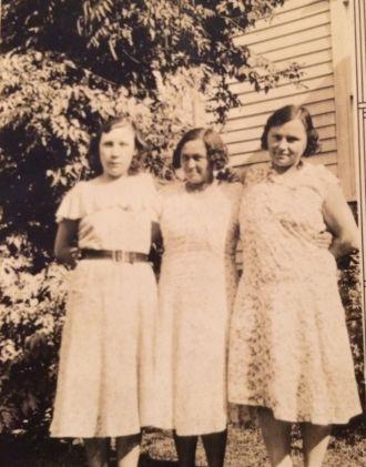 Nesetril sisters Coufals Iowa