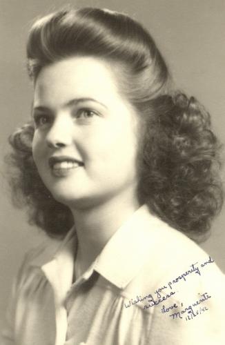 Marguerite Horn 12-25-1942