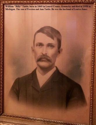 William 'Billy' Tuttle