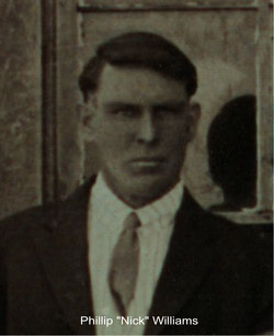 A photo of Phillip Williams