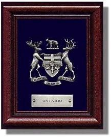 Province of Ontario Crests