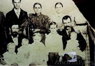 James Alexander Campbell family