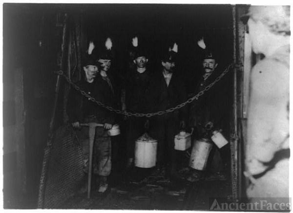 The threatening coal strike