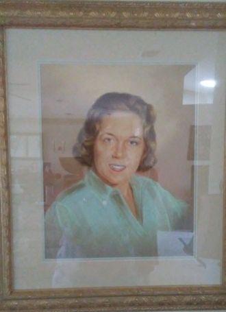 Joan Marguerite (Percival) Gilroy-Walter