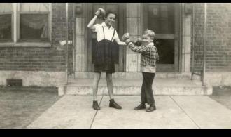 Pop and Aunt Geraldine