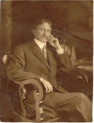 John Bush Brokaw