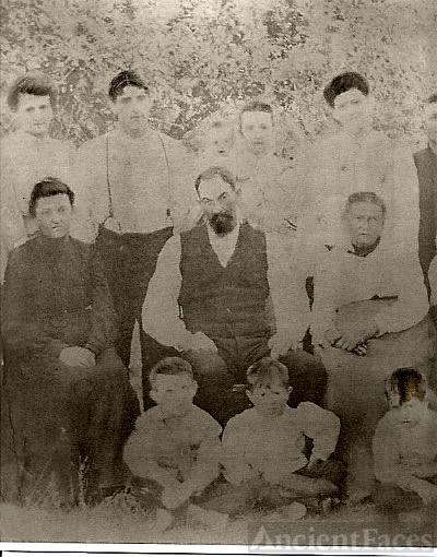 John and Louisa Breitner Family