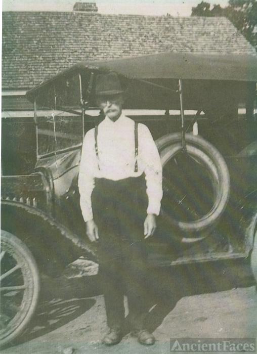 George McDuffie Agnew, 1915 Georgia