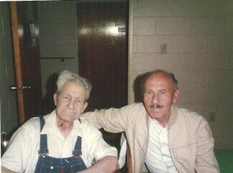 Alton & Paul Pippin, Tennessee 1986