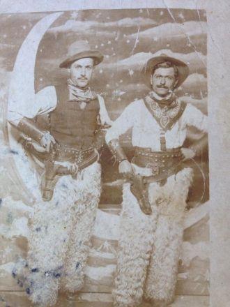 Ernesto and Giuseppe Cipriani